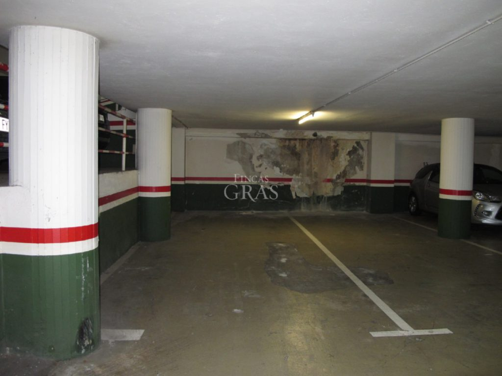 Parking para 2 coches